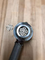 Celtic Cross Antiqued Pommel Markers