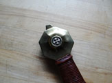 Cross Bottony Pommel Marker