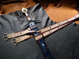 Albion Prince Medieval Sword Scabbard