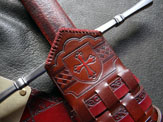 Albion Count Medieval Sword Scabbard