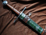 Albion Crecy Lord of the Rings LOTR Faramir scabbard