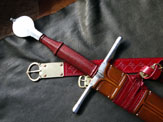 Albion Viceroy Medieval Scabbard