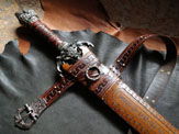 Albion Fathers Sword Scabbard