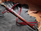 Albion Arn Medieval Sword Scabbard