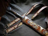 Collin Millers Dragonslayer Sword Scabbard