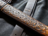 Albion Count Sword Scabbard