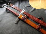 Albion Gallowglass Sword Scabbard