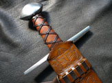 Albion Reeve Medieval Sword Scabbard