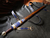 Albion Prince Custom Medieval Sword Scabbard