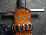 Albion Knight Medieval Sword Scabbard