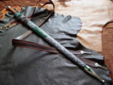 Albion Crecy Medieval Sword Scabbard